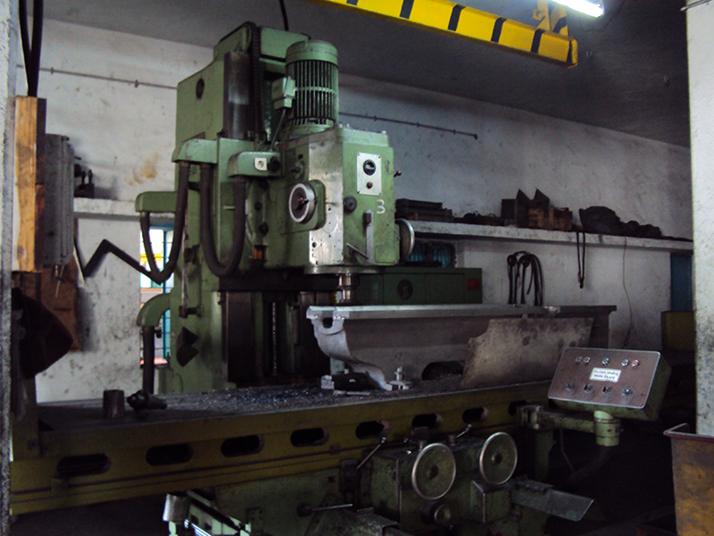5 Axis Planomiller(Line)